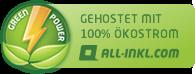 gehostet mit 100% �kostrom von all-inkl.com