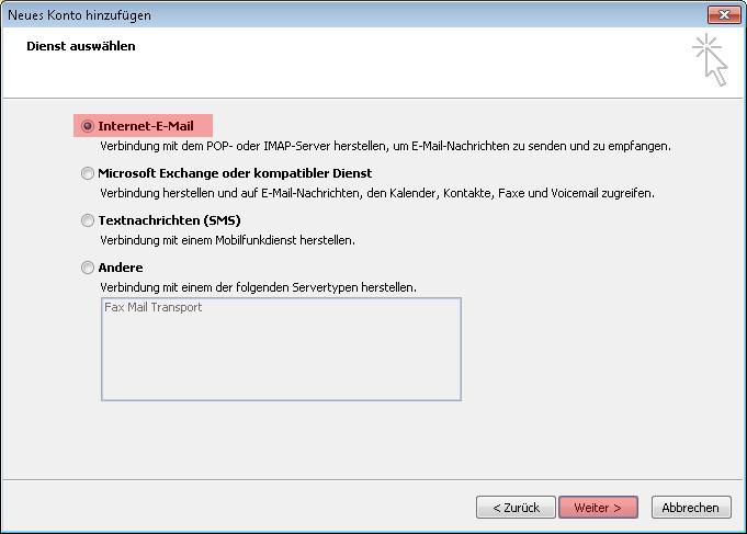 Outlook - 2010, Bild 3