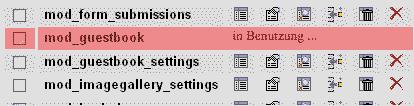 phpMyAdmin - Version 2.6 - Tabellen reparieren, Bild 3