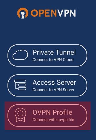 Einbindung als Netzlaufwerk - Netzlaufwerk über VPN verbinden - Android, Bild 3