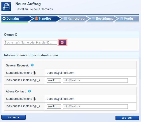 Domain bestellen - Providerwechsel (KK), Bild 4