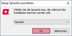 Aktivierung, Installation, Einrichtung - ALL-INKL.COM WebDisk - Installation unter Windows, Bild 3
