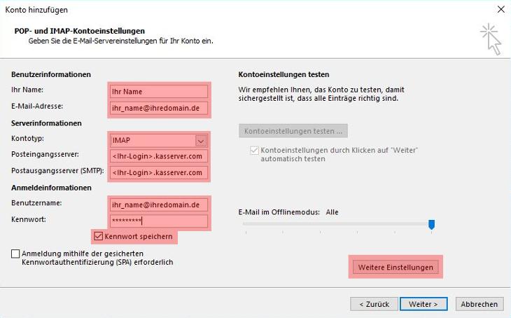 Outlook - 2013, Bild 5