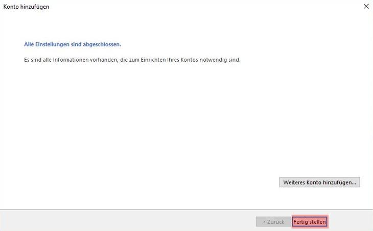 Outlook - 2013, Bild 9