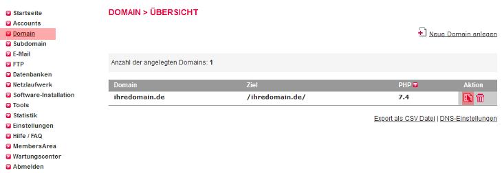 SSL-Zertifikat - Einbindung selbstsigniertes SSL-Zertifikat, Bild 1