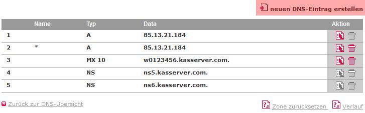 DNS-Werkzeuge - DMARC, Bild 2