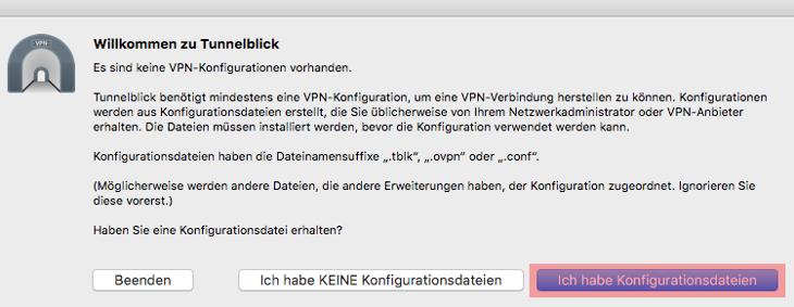 Einbindung als Netzlaufwerk - Netzlaufwerk über VPN verbinden - MAC OS, Bild 6