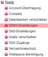 DDNS - Dynamisches DNS - Benutzer anlegen im KAS, Bild 2