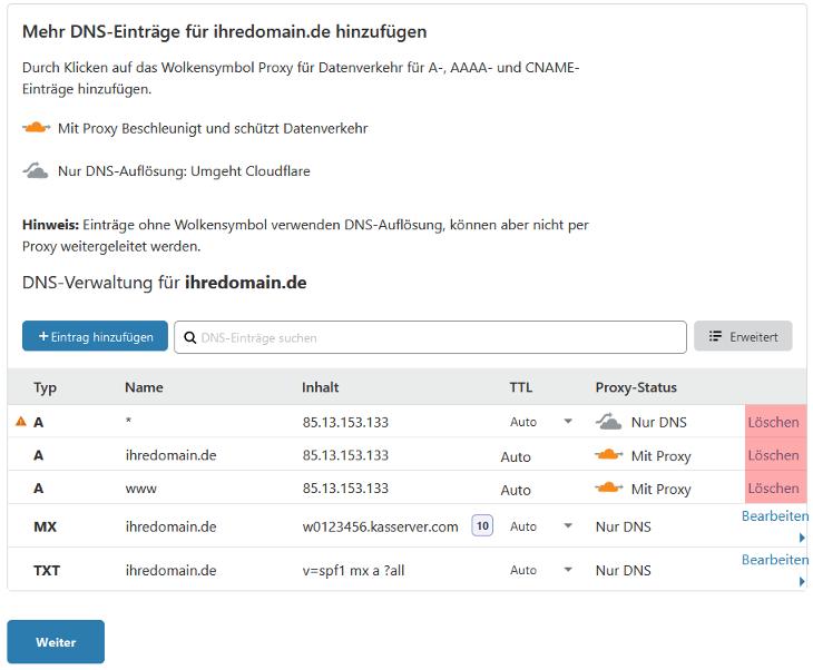 DNS-Werkzeuge - Cloudflare, Bild 4