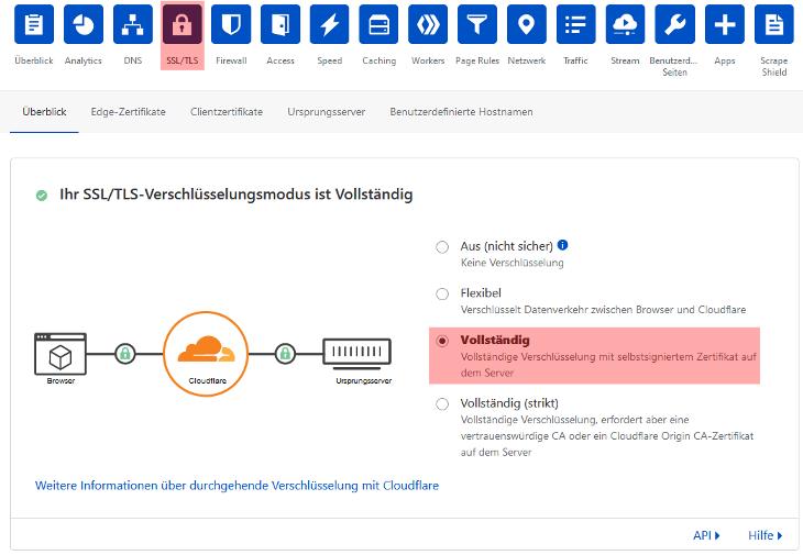 DNS-Werkzeuge - Cloudflare, Bild 11