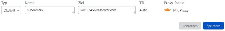 DNS-Werkzeuge - Cloudflare, Bild 10