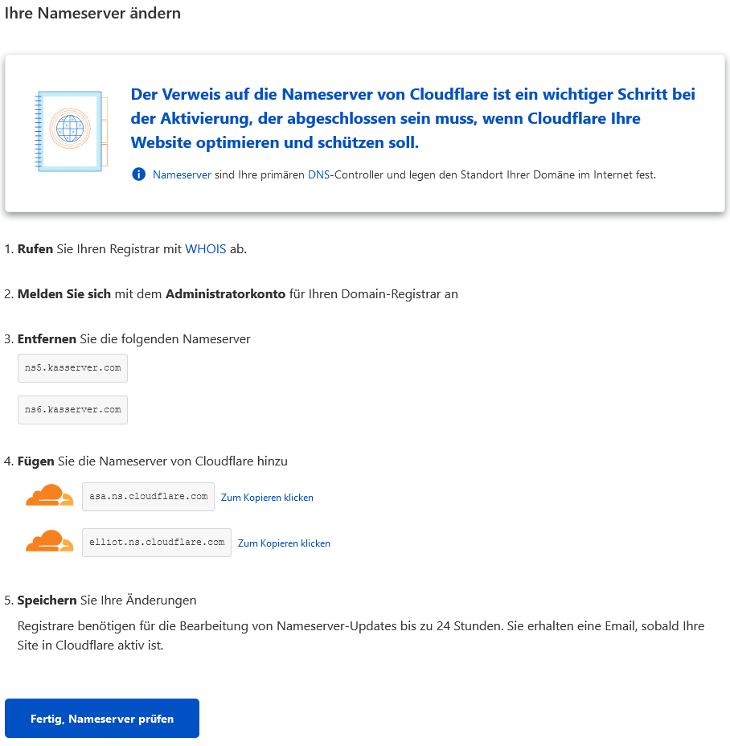 DNS-Werkzeuge - Cloudflare, Bild 8