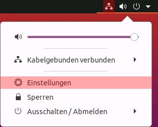Einbindung als Netzlaufwerk - Netzlaufwerk über VPN verbinden - Ubuntu Gnome, Bild 5