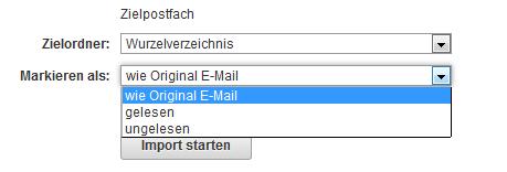 ALL-INKL.COM WebMail - Importieren von E-Mails aus anderen Postfächern, Bild 5
