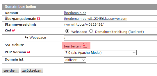 WordPress - SSL in WordPress aktivieren, Bild 11