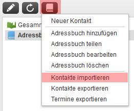 ALL-INKL.COM WebMail - Importieren von Kontakten aus CSV-Datei, Bild 3
