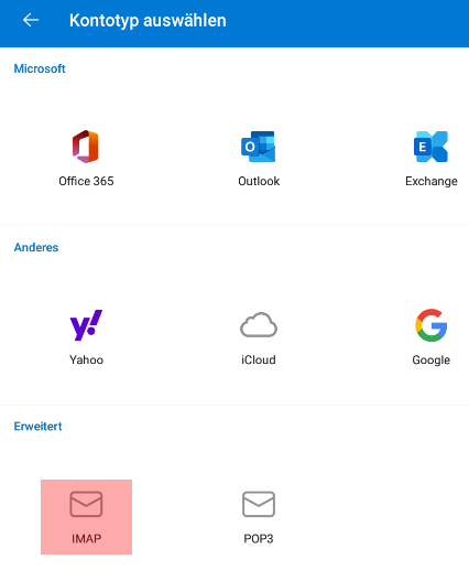 Outlook - Outlook für Android, Bild 7