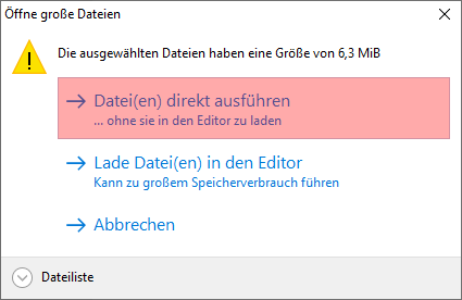 HeidiSQL - Datenbank einspielen / importieren, Bild 4