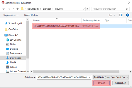 PGP-Verschlüsselung - Installation unter Windows, Bild 12