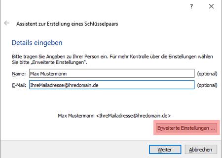 PGP-Verschlüsselung - Installation unter Windows, Bild 3