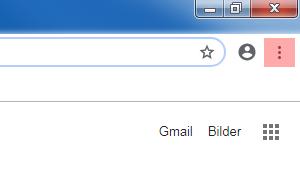 Google Chrome - Cache und Cookies leeren, Bild 1